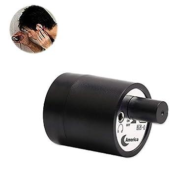 集音マイク  壁 wall 対応 マイク 小型 超高感度 コンクリートマイク コンクリート 集音マイク USB充電 屋内小型マイク 監視 防犯 周辺機器-壁の向こうの音をキャッチ!聞けない音が聞けるように 高感度コンクリート壁マイク USB