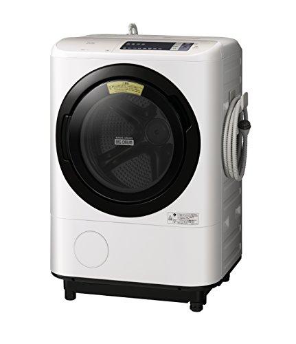 日立 洗濯乾燥機 ホワイト BD-NV110AR W