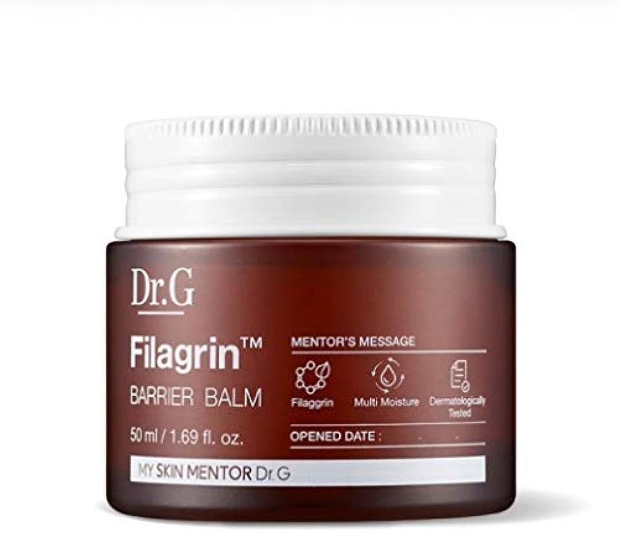 発火する狂気全能Dr.Gフィラグリンバリアバームクリーム50ml 韓国の有名化粧品ブランドの人気水分クリーム皮膚コーティング肌の保湿スキンケア