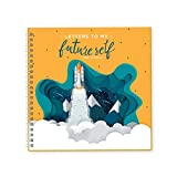 Dulcet Dreams Letters to My Future Self Journal | The Story of Us | Journals to Write in Women for Couple | Journal Notebook for Women | カップルの彼と彼女へのギフト