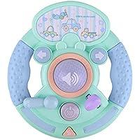 B Baosity 子供 赤ちゃん ハンドルカバー 車 ダッシュボード ミュージカル ピアノキー音 おもちゃ