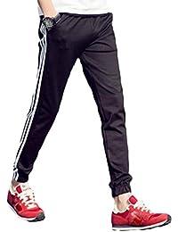 (コズーン)KO ZOON B72 ジョガーパンツ トレーニング メンズ スウェット 3本線 スポーツファッション