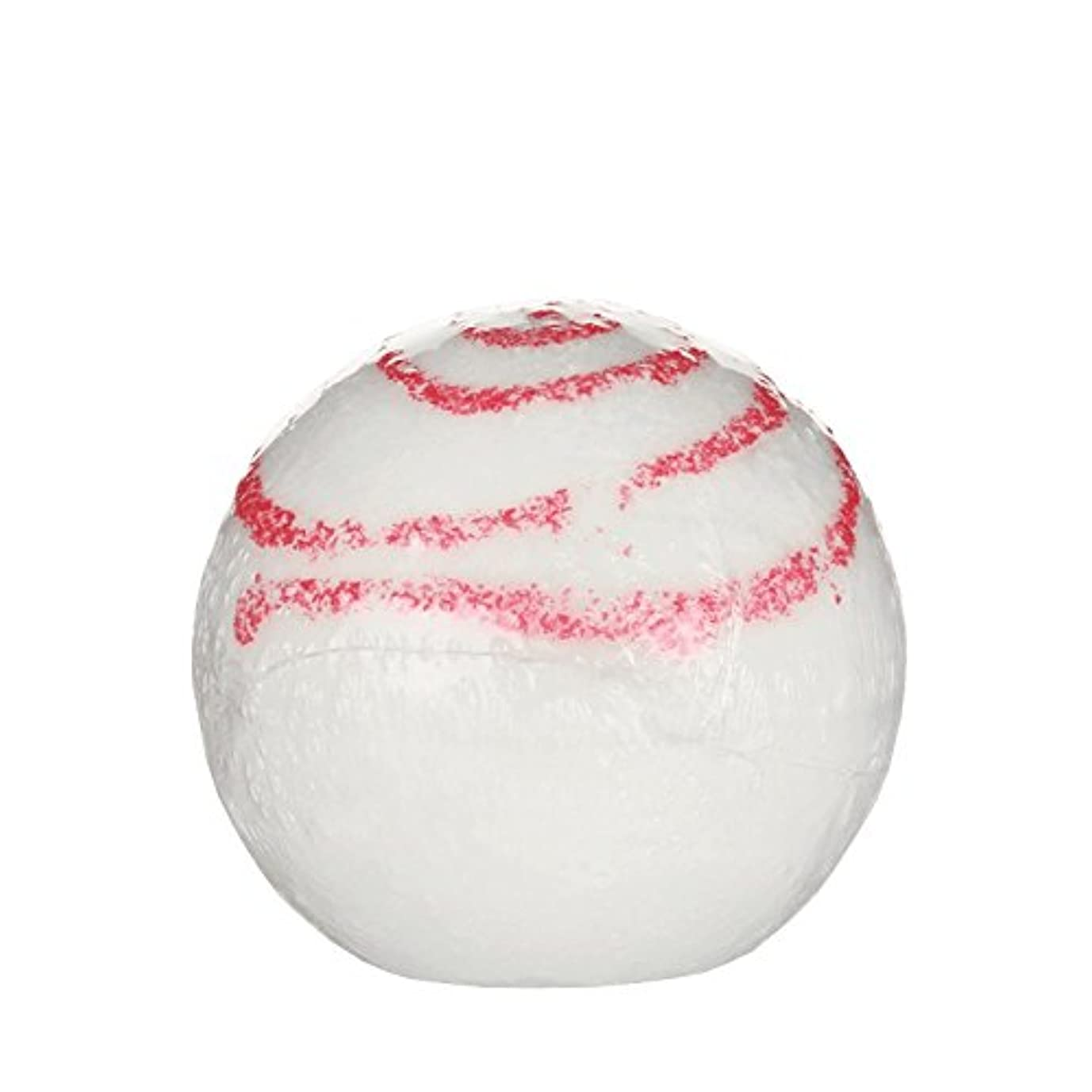 Treets Bath Ball Glitter Kiss 170g (Pack of 2) - Treetsバスボールグリッターキス170グラム (x2) [並行輸入品]