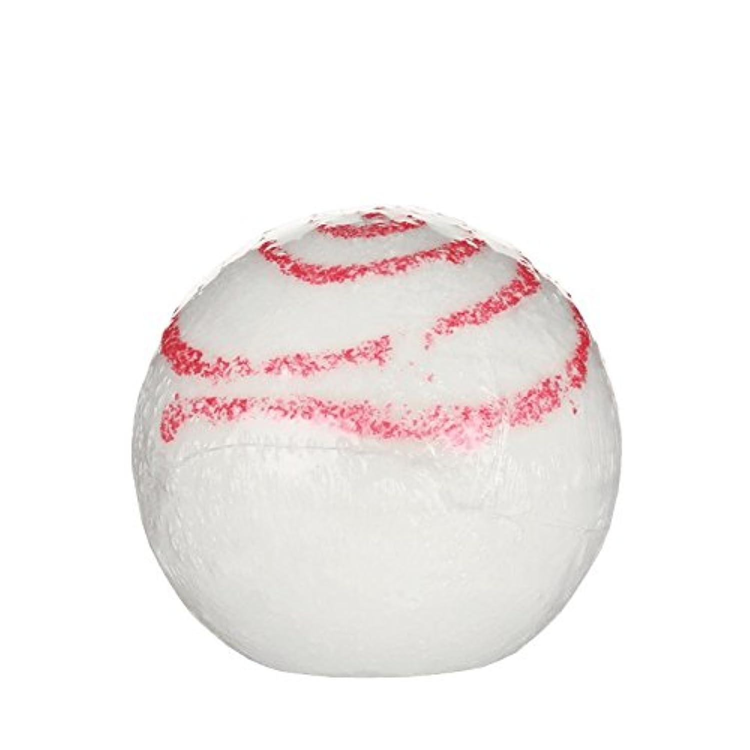 宮殿不運虹Treets Bath Ball Glitter Kiss 170g (Pack of 2) - Treetsバスボールグリッターキス170グラム (x2) [並行輸入品]