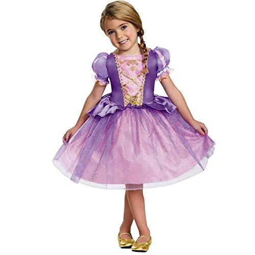 コスチューム 女の子 子供 95-110cm ディズニー プリンセス ラプンツェル 82914 [並行輸入品]