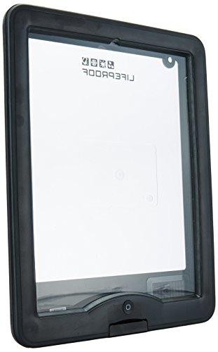 【並行輸入品】LIFEPROOF iPad2/3/4用防水防塵耐衝撃ケース LifeProof nuud for iPad ブラック 1101-'01