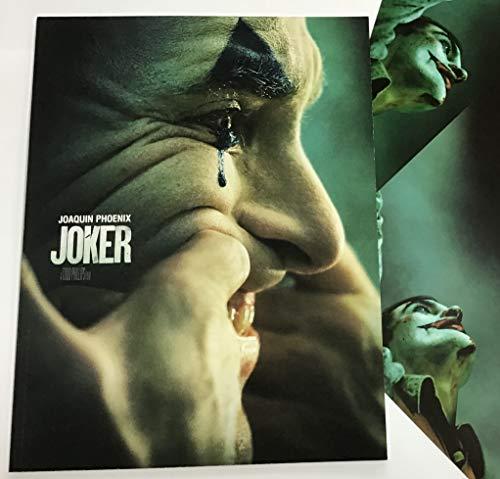 【 映画パンフレット チラシ2種付き 】 JOKER ジョーカー