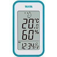 タニタ 温湿度計 デジタル ブルー TT-559 BL 壁掛け 卓上 マグネット