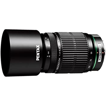PENTAX 望遠ズームレンズ DA55-300mmF4-5.8ED Kマウント APS-Cサイズ 21720
