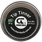 TC2 CHEMTOOLS 20Gm Tip Tinner/Cleaner High Strength High Strength, Lead Free (Rohs Compliant)