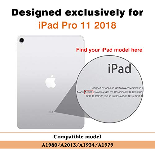 MoKo Screen Protector Like Paper Compatible iPad Pro 11
