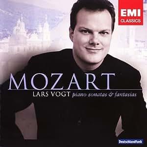 モーツァルト:ピアノ・ソナタ&ファンタジー