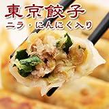東京餃子(ニラ・にんにく入り)1パック18個入り(冷凍餃子)