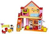 レゴ (LEGO) エクスプロア レゴ (LEGO)のまち 楽しいプレイハウス 4689