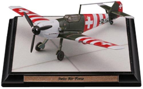 技MIX 技WW12 Bf109E-3a スイス空軍