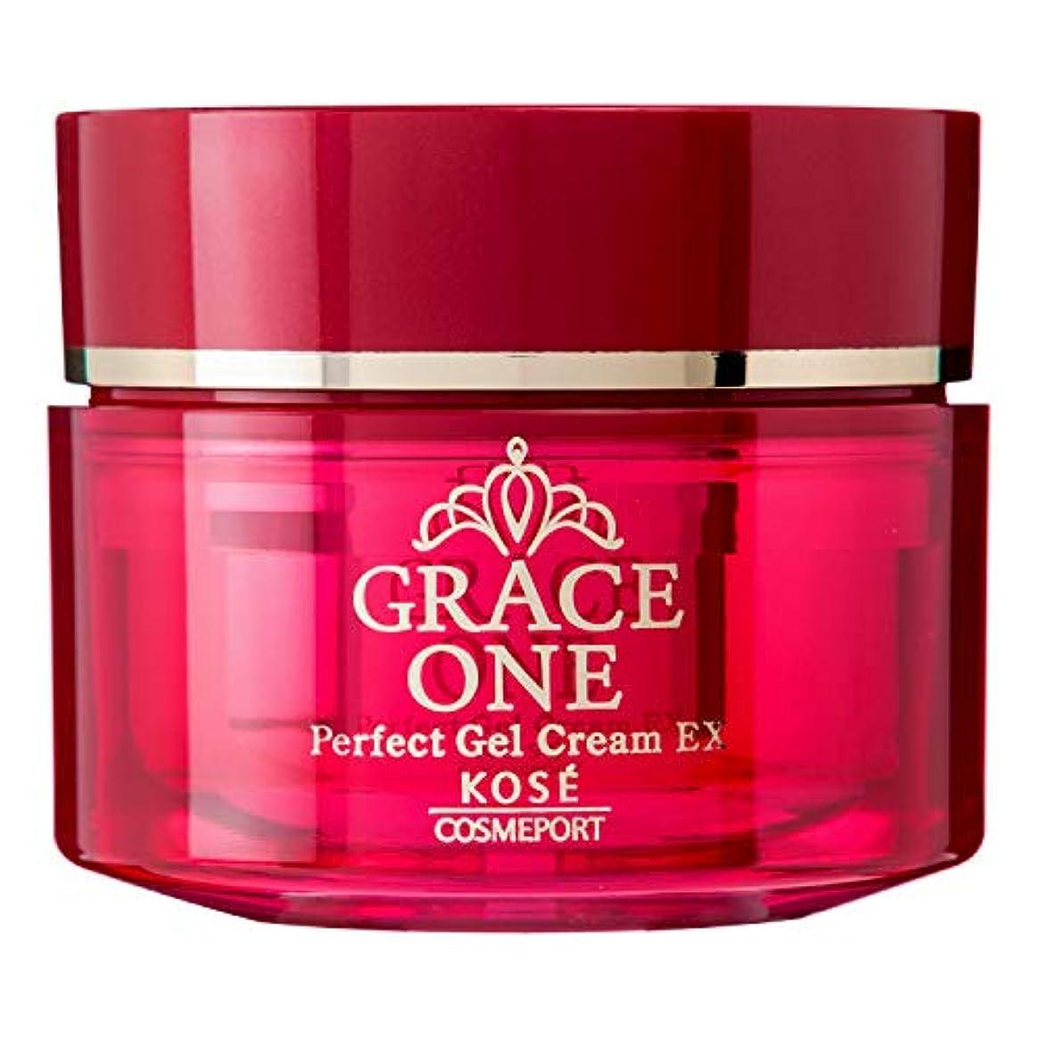 ボタンライオネルグリーンストリート祝福するKOSE コーセー グレイスワン オールインワン 濃潤リペアジェル EX 100g