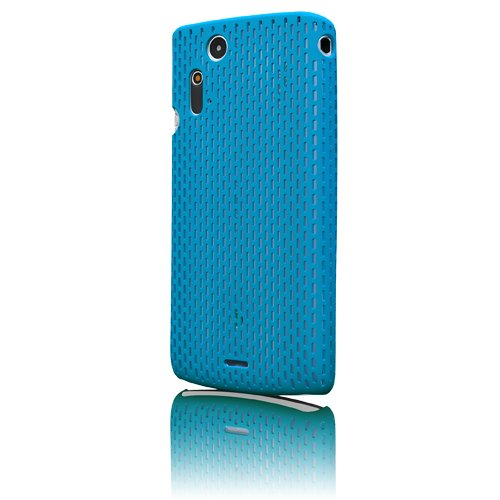 MSY Polyvalent Series Web Case for Xperia acro Deep Sky/ブルー EPA03-001BL