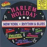 Harlem Holiday: New York Rhythm & Blues, Vol. 2 画像