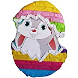 Easter Bunny in Egg Pinata