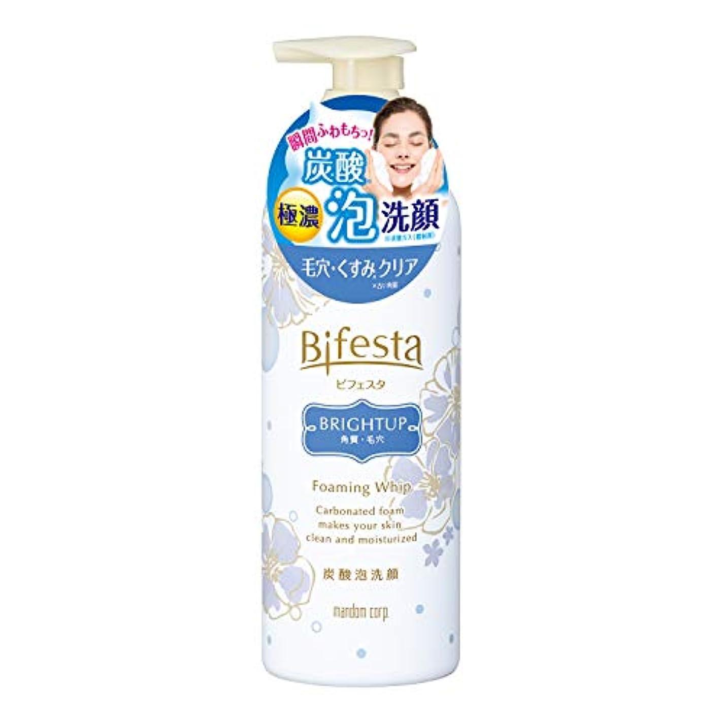 休眠にやにやレモンビフェスタ 泡洗顔 ブライトアップ 180g
