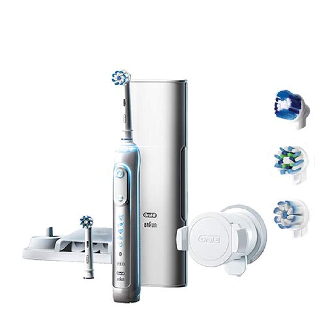 アラブサラボ段階どれでもブラウン オーラルB ジーニアス ( GENIUS ) プロフェショナル D701.535.5XCP 歯科医院専売品
