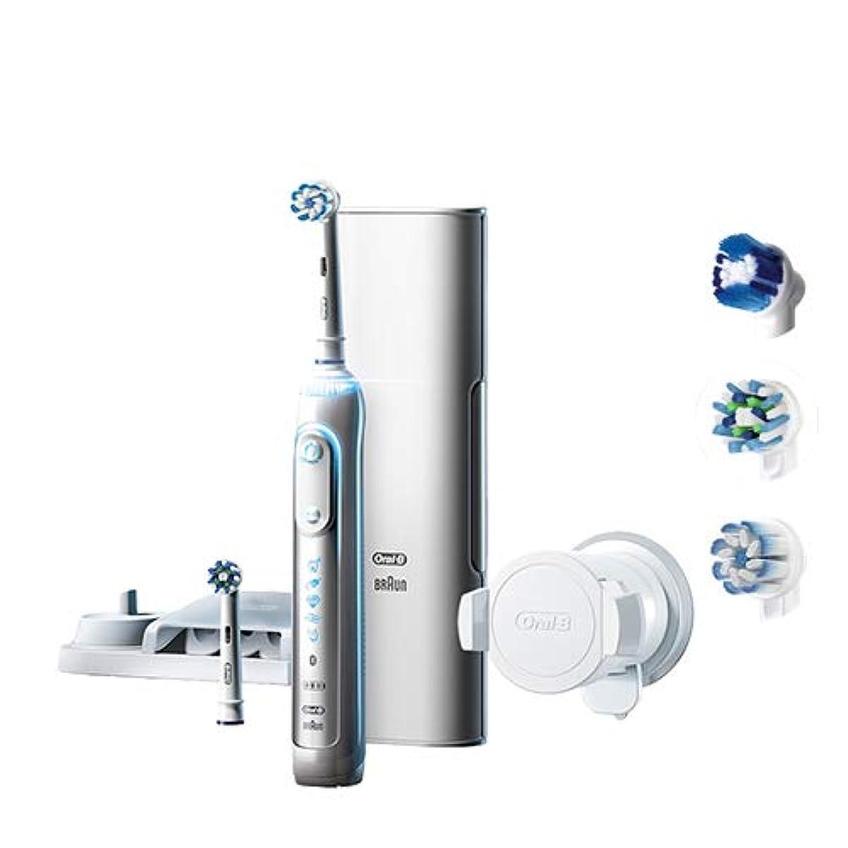 処方するプロポーショナル決してブラウン オーラルB ジーニアス ( GENIUS ) プロフェショナル D701.535.5XCP 歯科医院専売品