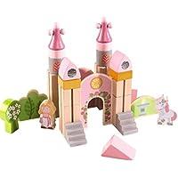 HABA Little Enchanted Castle Play Blocks [並行輸入品]