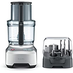 Breville BFP680BAL Breville The Kitchen Wizz 12 Food Processor, Brushed Aluminium