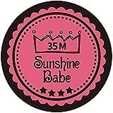 Sunshine Babe カラージェル 35M ローズピンク 2.7g UV/LED対応
