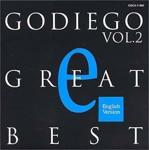 ゴダイゴ・グレイト・ベスト(2)‾英語ヴァージョン