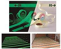 高輝度蓄光テープ(20mm×5m)361009(FLA-2005) コウキドチクコウテープ20MX5M(24-7125-03)【日本緑十字社】[1個単位]
