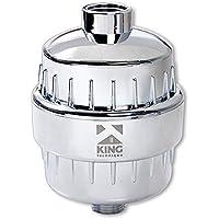 シャワー軟水フィルタハード – 12ステージFilteredシャワーヘッドシステム – 2ハード水シャワーフィルター交換カートリッジ – すべてのタイプのハンドシャワーフィルタ – 不純物と臭い