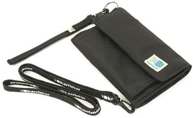 [カリマー] karrimor VT ワレット ブラック 財布 ウォレット Wallet 2つ折り ストラップ付き