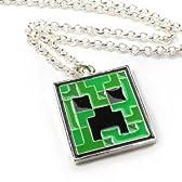 Minecraft Creeper ペンダント Necklace