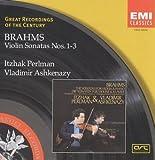 ブラームス:ヴァイオリン・ソナタ第1番~第3番