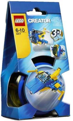 レゴ (LEGO) クリエイター 飛行機ポッド 4417