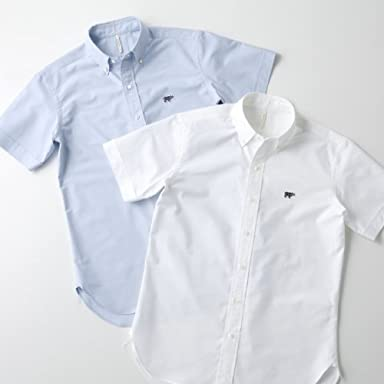 Scye Basics 5113-31537: Pale Blue, Off White