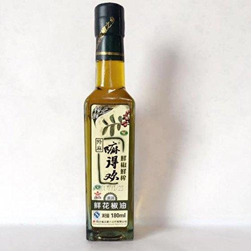 花椒油 ホワジャオユ 四川料理・あえ物料理に 【ご注意】冷凍食品と同梱不可 180ml