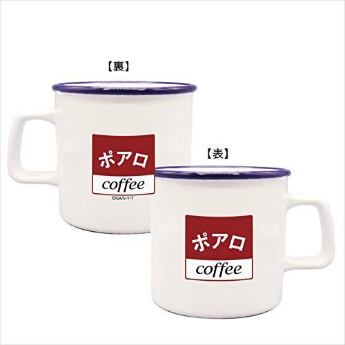 名探偵コナン 喫茶ポアロシリーズ マグカップ スクエアロゴ