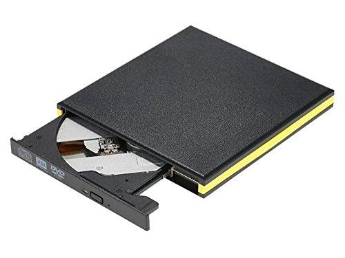 LIFEPOWER USB3.0 ポータブル DVDドライブ バスパワー/セルフパワー 高速転送 DVD±RW/CD-RW書込 Windows/MacOS/Linux対応 光学式 流線型 スリムオシャレスタイル LF-USBDVD40
