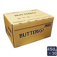 バター ポンドバター無塩(G) 450g 1ケース(450g×30個)_…