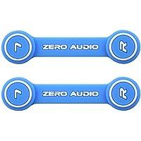 ZERO AUDIO ヘッドホンクリップ ブルー ZA-CLP-BW 2個入
