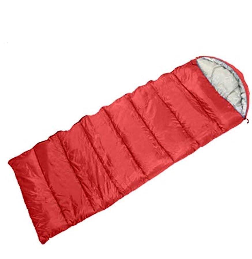 大人の寝袋夏の薄いモデル屋外のキャンプ寝袋で綿暖かい季節をダウン,A
