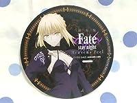 Fate stay night コースター セイバーオルタ アルトリア Heaven's Feel グッドスマイル アニメイトカフェ限定