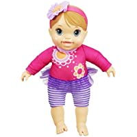 Baby Alive Plays and Giggles Blonde Baby Doll [並行輸入品]