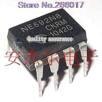 10PCS NE592N8 NE592N DIP-8 In Stock