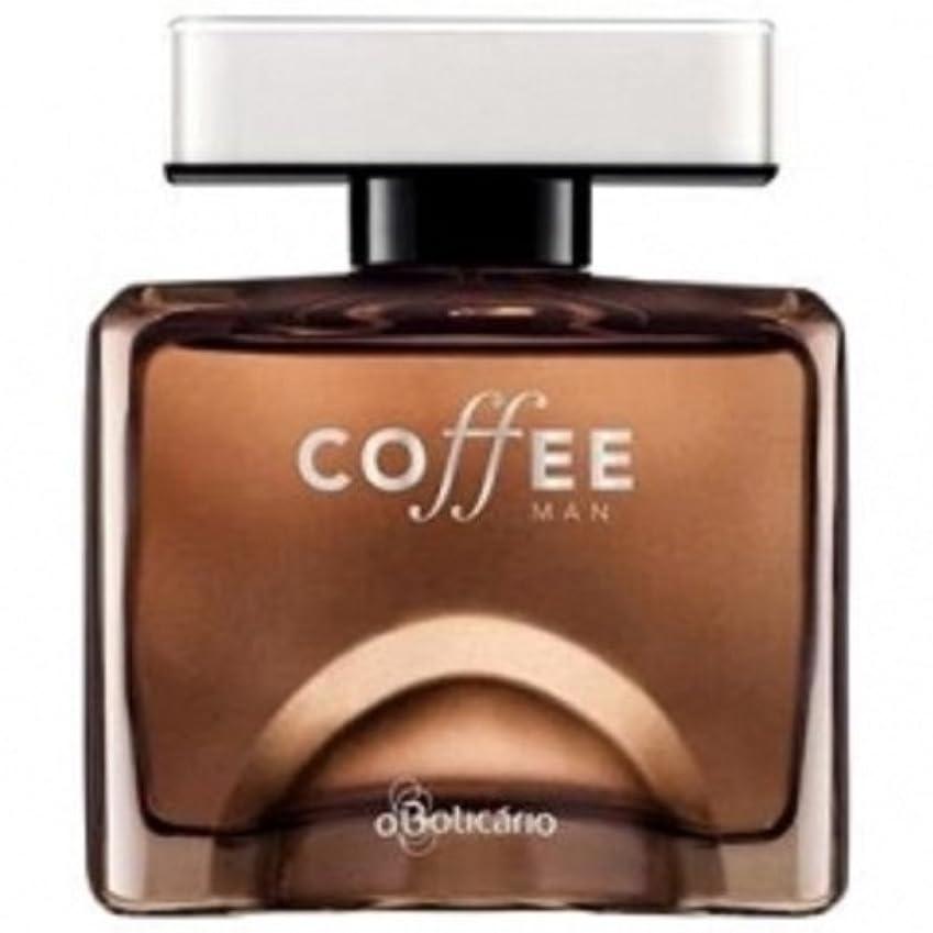 ラケットサイレント海岸オ?ボチカリオ 香水 オードトワレ コーヒーマン COFFEE MAN 男性用 100ml