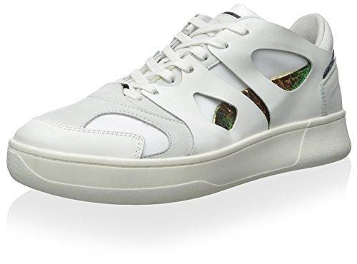 PUMA Men's Mcq Move Lo White/W...