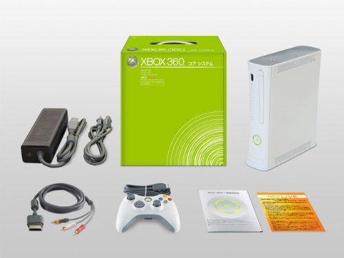 Xbox360 コアシステム本体【通常版】