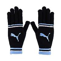 PUMA(プーマ)ニットグローブ 手袋 キャットロゴ マジックグローブ メンズ レディース 041501 01ブラック M